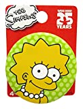 Simpsons The Lisa Single Button Pin Action Figure