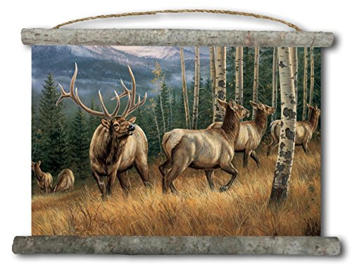 wgi-gallery-wc-bce-2518-back-country-elk-canvas-wall-scroll