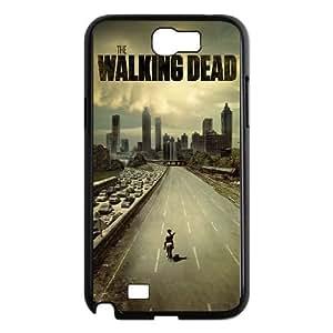 Samsung Galaxy N2 7100 Cell Phone Case Black The Walking Dead K4L3EV