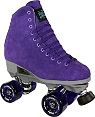 Boardwalk indoor skates are ideal for indoor skating, not recommended for outdoor use.