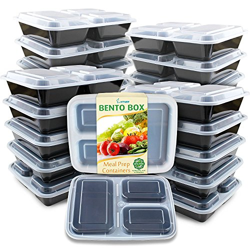 Enther Mealprep Containers