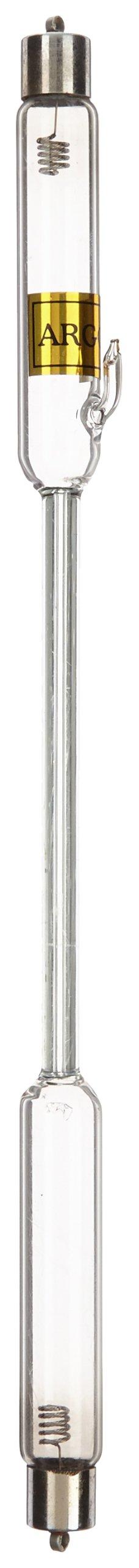 EISCO Premium Spectrum Tube, 26cm Height, Argon (Ar)