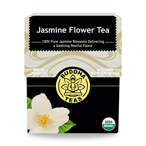 Organic Chinese Jasmine Flower Caffeine Free