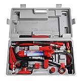 Toolsempire 4 Ton Porta Power Hydraulic Jack Auto