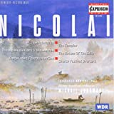 Nicolai - Orchestral Works
