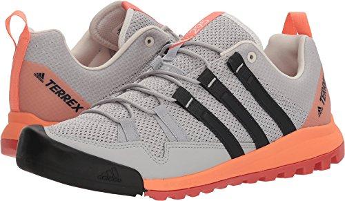 Adidas Sport Performance Women's Terrex Solo W Sneakers, Grey, 8 M by adidas