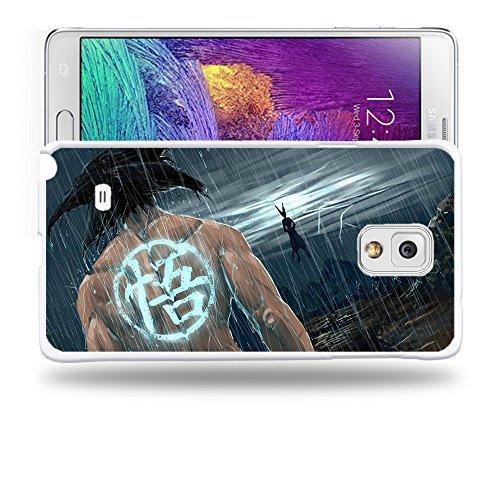 Case88 Designs Dragon Ball Z Gt Af Son Goku Son Goku Vs Protective Snap On Hard Back Case Cover For Samsung Galaxy Note 4