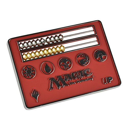 Magic: The Gathering Red Card Size Abacus Life Counter