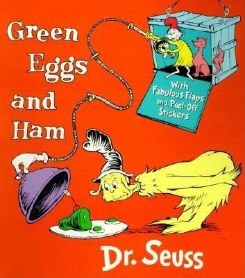 Green Eggs & Ham [With Stickers][GREEN EGGS & HAM-BOARD][Board Books]