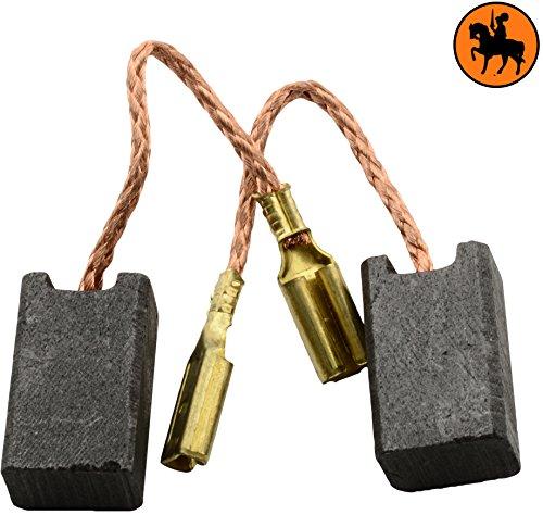 Balais de Charbon pour RUPES BA31 meuleuse 2.4x3.1x5.1 6x8x13mm