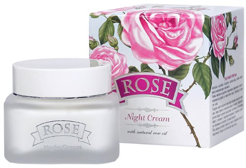 ROSE Night Cream Natural Rose product image