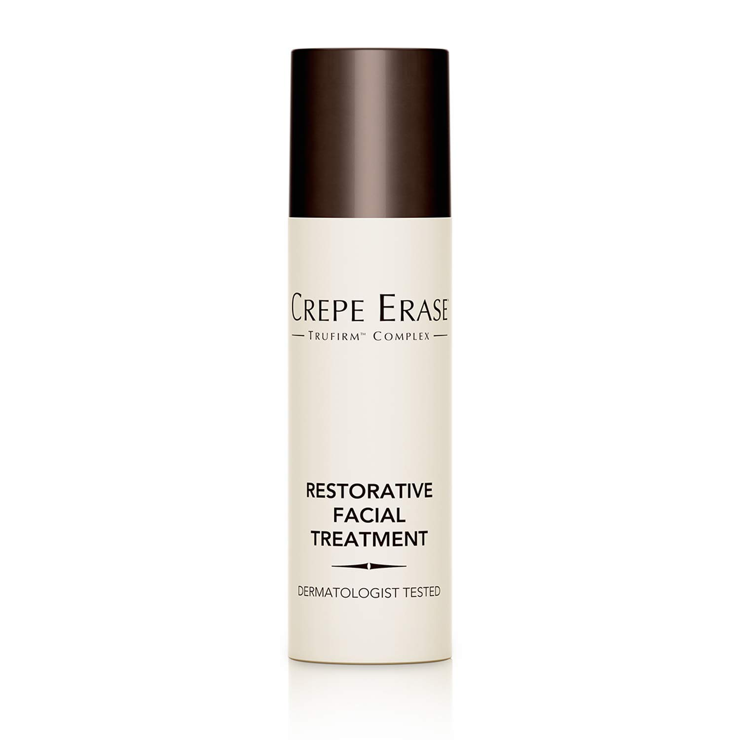 Crepe Erase - Restorative Facial Treatment - TruFirm Complex - 0.5 Ounces