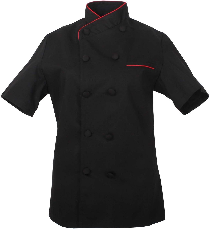 Chef Giacche Signora con Maniche Corte MISEMIYA Ref.8441