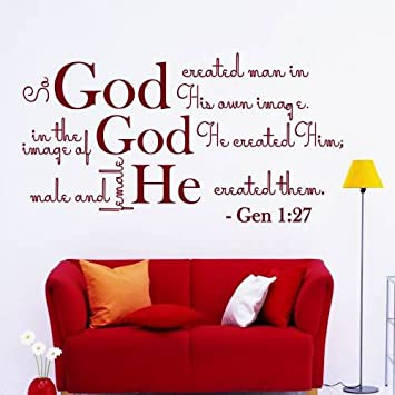 Wall Decoration Bible Verses