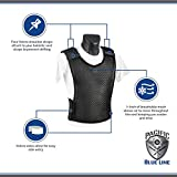 Body Armor Cooling Vest, Tactical Ballistic Ventilation Air Flow - Draft Vest 3.5 (Large)