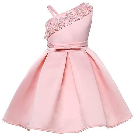 Susulv-CL Vestido de Traje de Princesa Ropa para niños ...