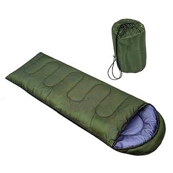 Suyi impermeable ligero ligero 3/4 temporada Rectangular mamá bolsa de dormir viajes de senderismo
