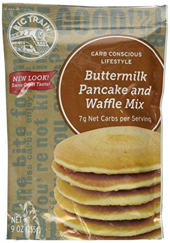 Big Train Buttermilk Pancake Waffle