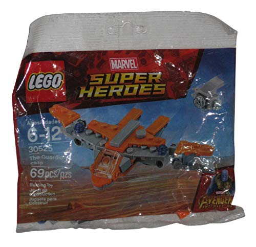 LEGO Marvel Avengers Infinity War The Guardians' Ship (30525) Bagged