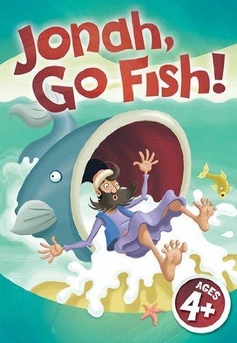 jonah go fish card game - 3