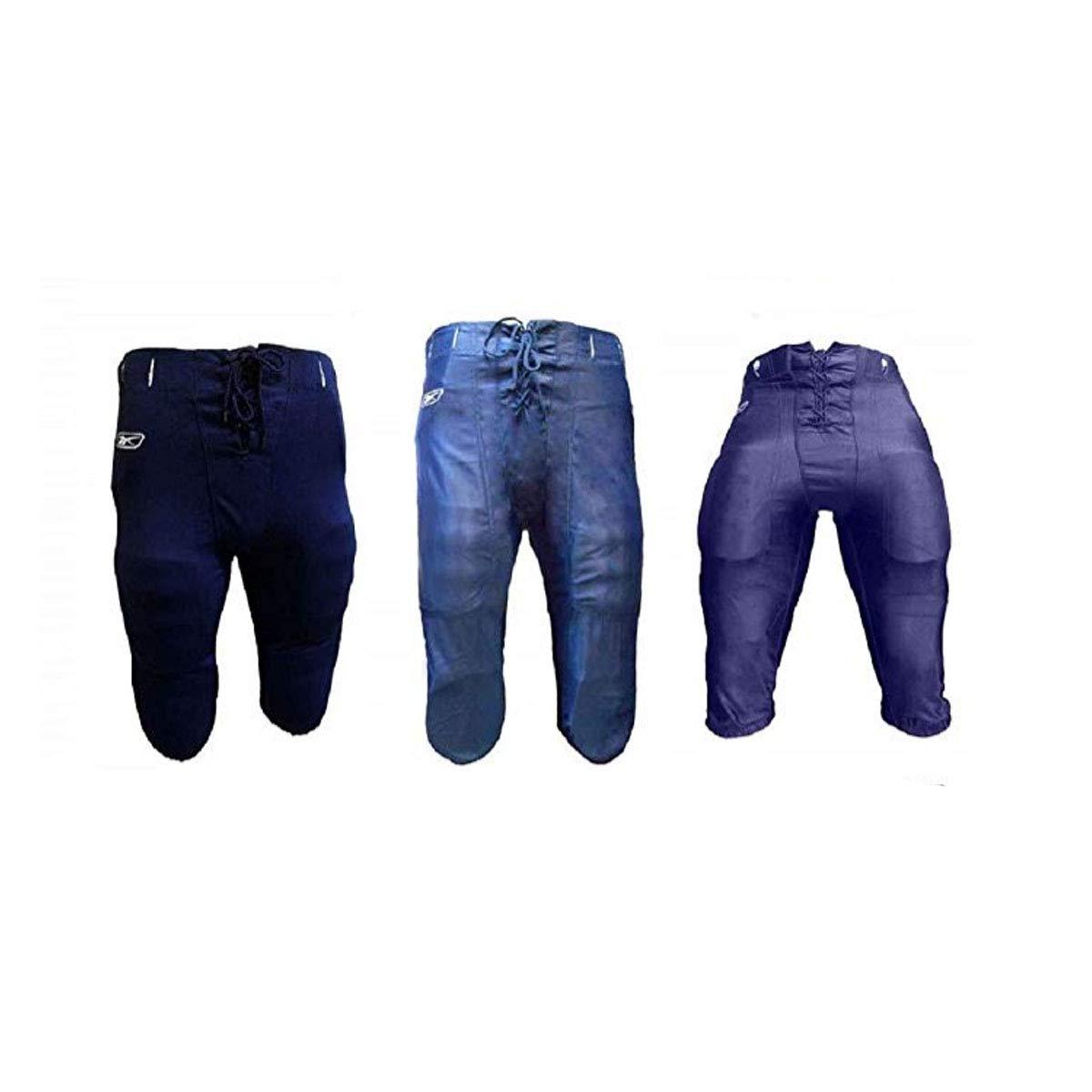 söpö paras online vähittäishinnat Amazon.com: Reebok Adult Slotted Football Pants (2XL ...