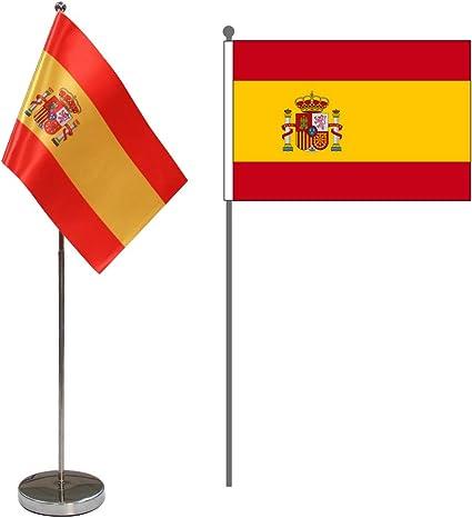 Bandera de Mesa de España 9