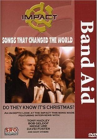 live aid christmas song