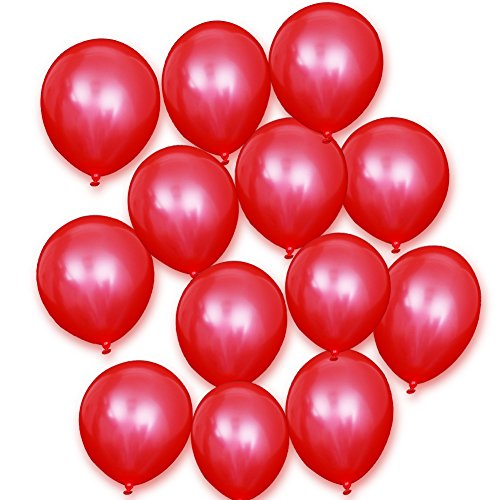 Aiernuo Balloons Pearlized Balloon Supplies product image