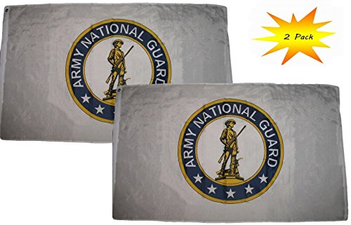 K's Novelties 3x5 3'x5' Wholesale Set  Army National Gua