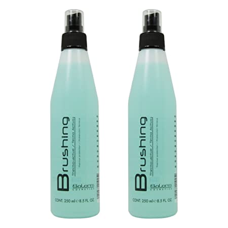 Salerm Brushing Termo Activo 8.5oz 250ml Pack of 2