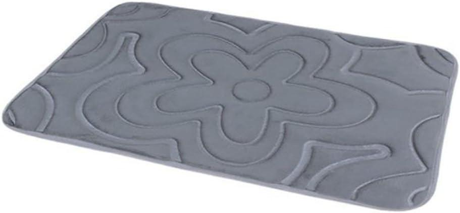 JIN+D Carpet Cobblestone Memory Foam Bath Mat Carpet Mat Carpet Anti-Fatigue Comfort Floor, Commercial Grade Mat, Waterproof, Ergonomic Floor Mat, Office Stand Floor Carpet