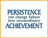 Persistence Can Change Failure into Extraordinary Achievement, Yoga, Spiritual, Persistence, Change Failure, Extraordinary, Achievement, Fitness, Exercise, Cardio, Self Worth, Positive Affirmation, Pilates, Body Positive, Motivation, Exercise, Positi...