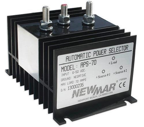 NEWMAR APS-70 POWER SELECTOR NEWMAR APS-70 POWER SELECTOR ()
