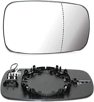 Außenspiegel Spiegelglas Spiegel Glas Ersatzglas Beheizbar Heizung Weitwinkel Rechts Kompatibel Mit Clio 2006 2009 Scenic 2003 2009 Oem 3800957041326 Auto