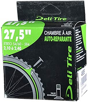 54-584 Vélo Extérieur pneus k-1047 Small Bloc 27,5 x 2,10 Noir