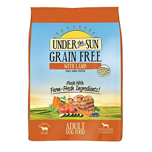 CANIDAE Under the Sun Grain Free Dog Food - Lamb - 12lb