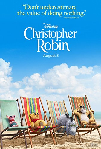 Poster Christopher Robin Movie 18 x 28 Inches by Poster