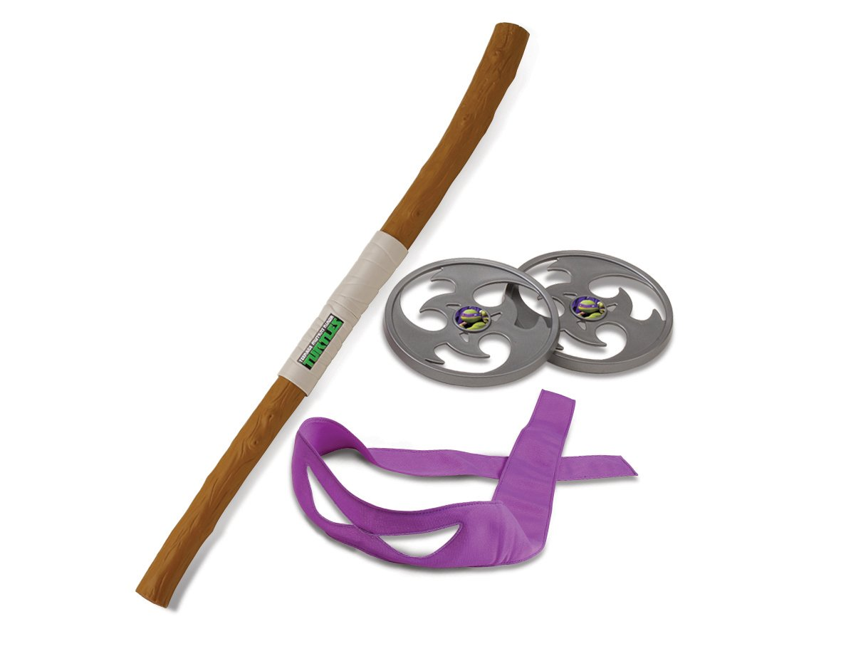 Amazon.com: Teenage Mutant Ninja Turtles Donatello Combat ...