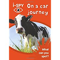 i-SPY On a car journey: What can you spot? (Collins Michelin i-SPY Guides)