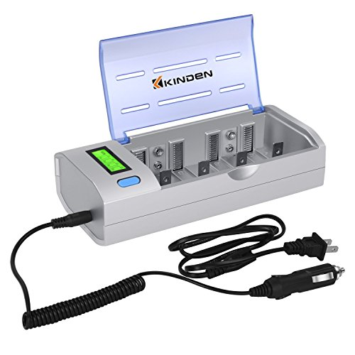 d batteries charger - 8