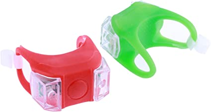 Bright Eyes Green /& Red Portable Marine LED Boating Lights Boat Bow or Stern