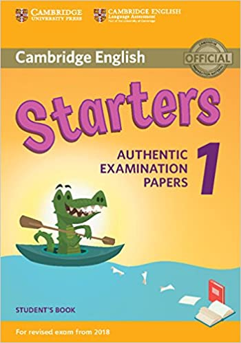 Cambridge English Young Learners 1 For Revised Exam From 2018 Starters Student's Book por Cambridge English Language Assessment epub