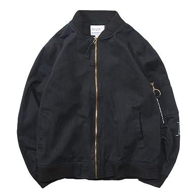 JXKEF Camisa de Abrigo de Cuello Alto con Cremallera ...