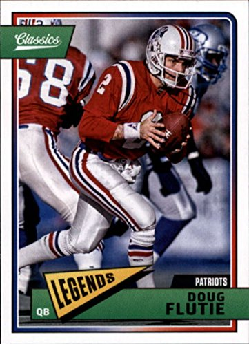 Football NFL 2018 Panini Classics #164 Doug Flutie #164 Legend NM+ ()