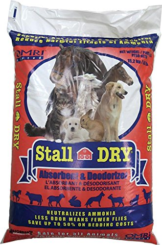 Stall Dry Absorbent & Deodorizer by ABSORBENT PRODUCTS