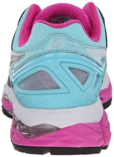 ASICS Women's GEL-Kayano 22 Lite Show Running Shoe Aqua Splash/Silver/Pink Glow sale supply discount big sale best sale online discount sast cheap cost xNYwag8
