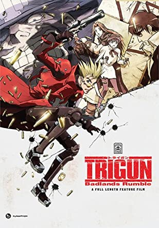 TRIGUN BADLANDS VF TÉLÉCHARGER RUMBLE