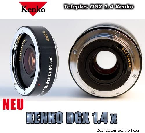 Kenko Dgx Teleplus Mc Pro 300 Dgx 1 4x Telekonverter Kamera