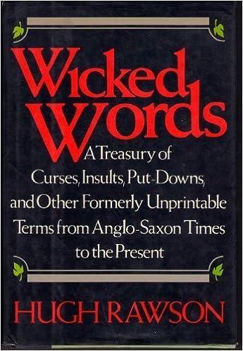 Wicked Words - Freebooks
