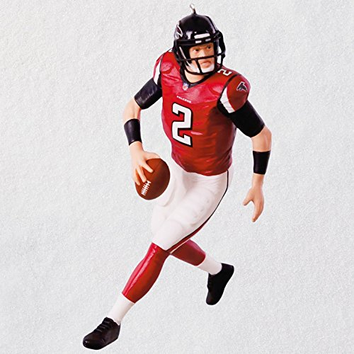 Hallmark Football Legends Atlanta Falcons Matt Ryan Ornament Keepsake-Ornaments Sports & Activities,City & State -
